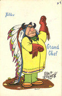 Walt Disney Grand Chef  Tobler RV - Other
