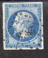 FRANCE ( OBLITERATION  LOSANGE ) : PC  2828 ?  Saulxures Vosges   .  A  SAISIR . - 1849-1876: Période Classique