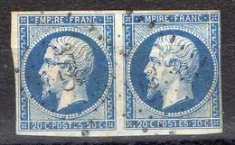 FRANCE ( OBLITERATION  LOSANGE ) : PC  3726    Mascara (Oran)  .  A  SAISIR . - 1849-1876: Periodo Clásico