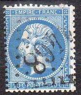 FRANCE ( OBLITERATION  LOSANGE ) : G C  1468  Faulquemont Moselle  .  A  SAISIR . - 1849-1876: Période Classique