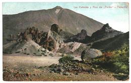 CPA - Carte Postale  Espagne- Tenerife Las Canadas Y Pico De Teide 1920 -VM37131 - Tenerife