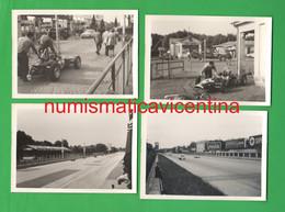 Autodromo Monza Circuito Gare Auto Cars Racing Voitures Automobiles 4 Photo 1964 Wagen - Automobili