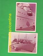 FIAT 600 Imbarco Per La Sardegna Navy Boarding Navires Auto Cars Voitures Automobiles 2 Photo 60's Wagen - Automobili