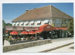 - CPM ROCAMADOUR (46) - HOTEL RESTAURANT LE BELVÉDÈRE - Photo Lemozy - - Rocamadour