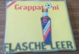 Maxi CD - Grappatoni – Flasche Leer - Disco, Pop