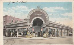 Cartolina - Postcard /  Viaggiata - Sent /  Charleston - Strand Theatre. - Charleston