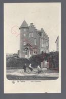 La Panne - Villa Costebelle - Postkaart - De Panne