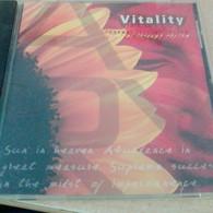 CD - Vitality - Disco, Pop