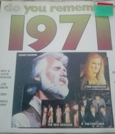 CD - Do You Remember 1971 - Compilations