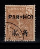 PakHoi - YV 28 Oblitere , Grasset - Gebraucht