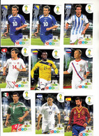 Panini Fifa World Cup Brazil Adrenalyn XL 2014 Lot Van 44 Trading Cards - Other Playing Cards