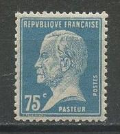 FRANCE 1923  N° 177 ** Neuf  MNH  Superbe C 8 € Type Pasteur Célébrités Celebritie Médecine Medicine - Ungebraucht