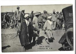 MAROC - BOURED - CP PHOTO - Abd El Krim A Boured Le 29 05 1926 Belle Animation Bon Etat - Autres