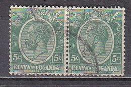 P3472 - BRITISH COLONIES KENYA UGANDA Yv N°2A - Kenya & Uganda