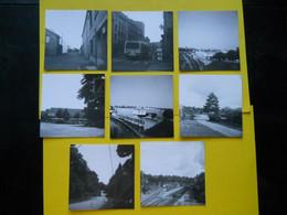 Photo ,TRAMWAY Et Gares De La HAUTE-VIENNE Collection Bourneuf , Bellac ,Limoges - Trains