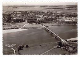 45 - Meung Sur Loire - La Loire Et La Ville - 1954 - Vue Aérienne - Altri Comuni