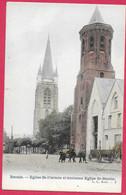 C.P. Ronse = Eglise  St-Hermès  Et  Ancienne Eglise St-Martin - Renaix - Ronse