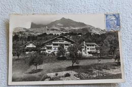Cpsm, Passy, La Ravoire, Haute Savoie 74 - Passy