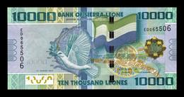 Sierra Leona Leone 10000 Leones 2013 (2016) Pick 33b SC UNC - Sierra Leone