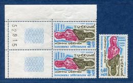 ⭐ France - Variété - YT N° 1636 - Couleurs - Pétouilles - Neuf Sans Charnière - 1970 ⭐ - Varieties: 1970-79 Mint/hinged