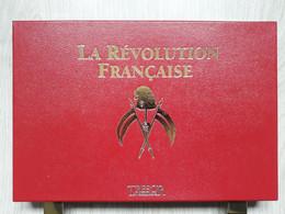 """Coffret Médailles """" Révolution Française """" Trésor Du Patrimoine. - Unclassified"""