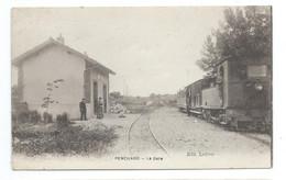Penchard,La Gare - Meaux
