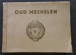 Oud Mechelen, Penteekeningen Door Leopold Godenne Naar David De Noter E. A. ,1926, 80 Pp. - Other