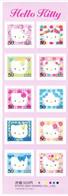 Japon Nº 3478 Al 3487 - Neufs