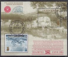 GUERNSEY  Block 19, Gestempelt, Internationale Briefmarkenausstellung PACIFIC '97, San Francisco: Schifffahrtswesen - Guernsey