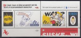 NIEDERLANDE  Block 52, Postfrisch **, Comics (II): Suske En Wiske, 1997 - Bloks