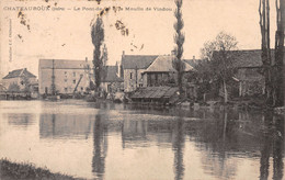 36-CHATEAUROUX-N°3439-E/0107 - Chateauroux