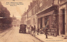 36-CHATEAUROUX-N°3439-E/0123 - Chateauroux