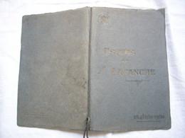 Catalogue 1920 Usines De Lacanche Côte D'or 40 Pages - Advertising