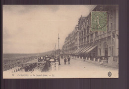 CABOURG LE GRAND HOTEL 14 - Cabourg
