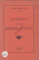 LISSEWEGE Dorp In De Brugse Vlakte - L. Dendooven 1954 (N528) - Antique