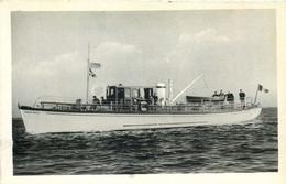 "ILES DE LA MANCHE  Service Maritime Carteret / Jersey  "" TORBAY BELLE "" - Ohne Zuordnung"
