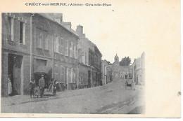 A/411                  02        Crécy Sur Serre           Grande Rue - Autres Communes