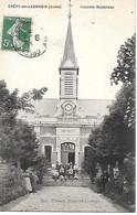 A/411                  02      Crépy En Laonnois                         Hospice Malézieux - Autres Communes