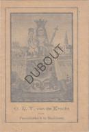 BORNEM/Puurs/Willebroek OLV Van De Krocht 1902 (N647) - Antique