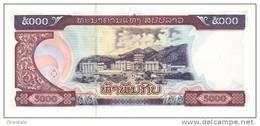 LAOS P. 34b 5000 K 2003 UNC - Laos