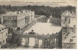 54 -24- Nancy - Hémicycle De La Carrière - Palais Du Gouvernement - CPA - Cachet Hopital Complémentaire De Nancy - Nancy