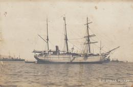 Militari - Marina - R. Nave Stella Polare  - F. Piccolo  - Nuova - Molto Bella - Rara - Other