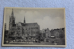 B848, Ypres, Grand Place Et Cathédrale Saint Martin, Belgique - Other