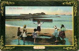ILES DE LA MANCHE  JERSEY  Edit J.Welch & Sons - Jersey
