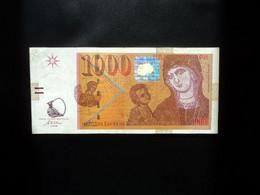 MACÉDOINE * : 1000 DENARI  1;2003      P 22a     TTB+ ** - Macedonia