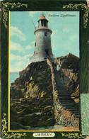 ILES DE LA MANCHE  JERSEY Corbiere Lighthouse   Edit J.Welch & Sons - Jersey