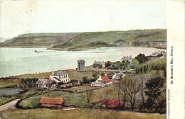 ILES DE LA MANCHE  JERSEY St Brelade's Bay - Jersey