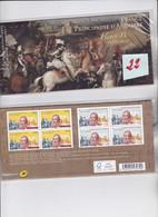 FRANCE : Emission Commune  PRINCIPAUTE D'ANDORRE - Postzegelboekjes