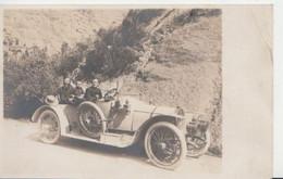 Voiture Ancienne- Carte Photo - Passenger Cars
