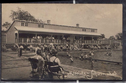 Misslitz : Swimming Pool In Open Air - Czech Republic